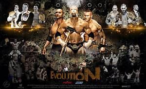 WWE Evolution Wallpaper 2014 by TheSpearstar on DeviantArt