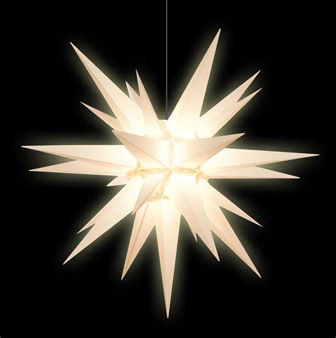 moravian star light set herrnhuter moravian a13 white plastic 130cm 51in by