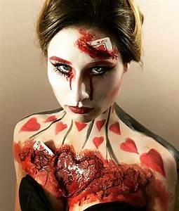 Queen of hearts makeup, Queen of hearts and Queen of on ...