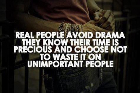 Cause Drama Quotes