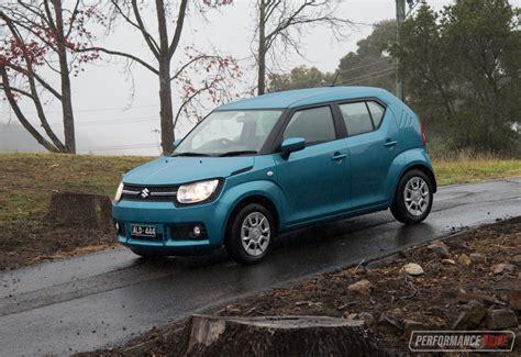Review Suzuki Ignis by 2017 Suzuki Ignis Review Performancedrive