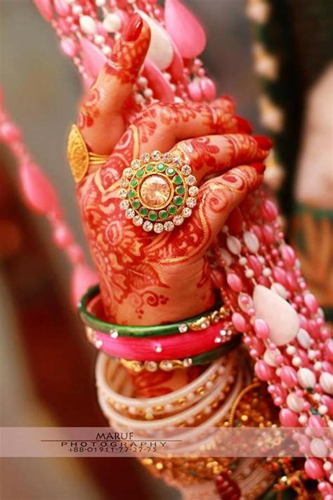 bridal mehndi hands  bangles photography xcitefunnet