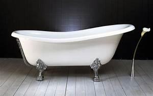 Baignoire Patte De Lion : comparatif douche baignoire conseils guide de prix ~ Melissatoandfro.com Idées de Décoration