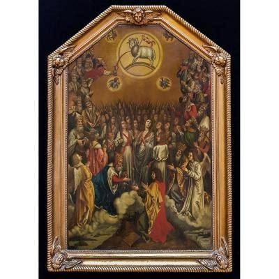 tableau ancien peinture sur proantic haute 233 poque renaissance louis xiii