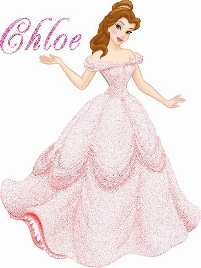 Chloe Clipart Disney Library Belle Morning Cliparts