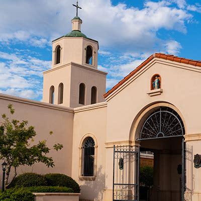 exteriors st the apostle parish tucson az 165   DAN00997s