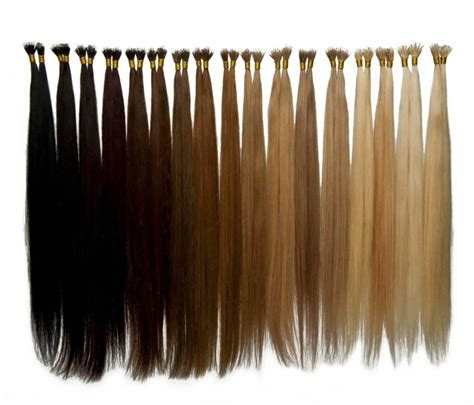 different types and methods of hair extensions