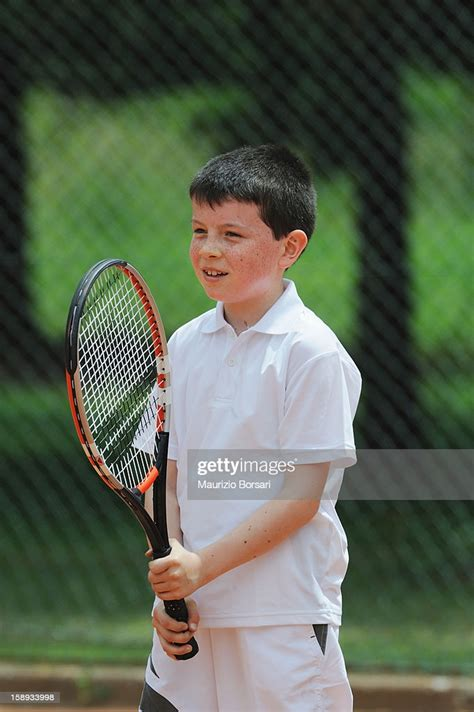Our premieres this week come in two very different shapes, with one drama (or is that season) plowing ahead with what it does best, and the other, the story of a young sports team, something of an unknown quantity. Young Boy Holding Tennis Racket High-Res Stock Photo - Getty Images
