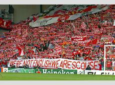 Kop Liverpool Fc Important Wallpapers