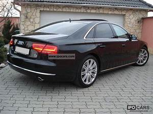 Audi A8 2010 : 2010 audi a8 4 2 tdi night distr side servo bl ft mass tv car photo and specs ~ Medecine-chirurgie-esthetiques.com Avis de Voitures