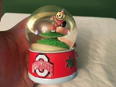 RARE OLDER OHIO STATE FOOTBALL BRUTUS BUCKEYE MASCOT FULL ...