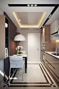 salle a manger design dans un petit appartement de ville With petite table salle à manger