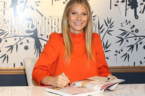 Goop Gwyneth Paltrow Cover by Gwyneth Paltrow Poses For Her First Goop Cover Fame Focus