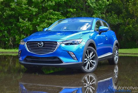 2016 Mazda Cx 3 Grand Touring 2016 mazda cx 3 grand touring fwd review test drive