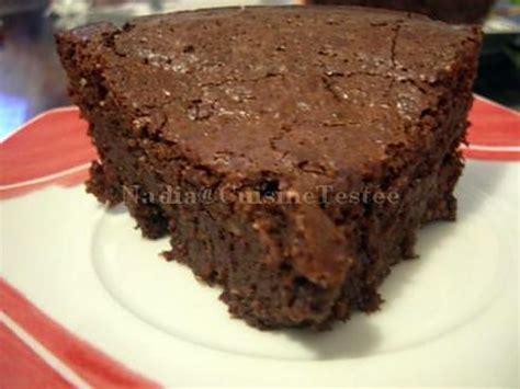 recette de moelleux au chocolat au micro onde