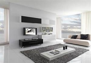 modern grey living room dgmagnetscom With contemporary living room design ideas