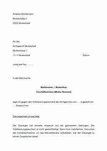 Widerspruch Gegen Baugenehmigung Muster : einspruch vollstreckungsbescheid muster zum download ~ Lizthompson.info Haus und Dekorationen