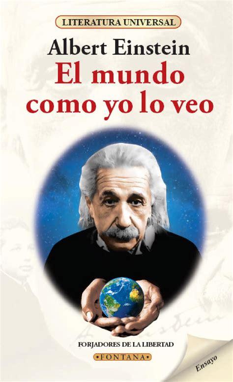 el mundo como yo lo veo ebook 183 ebooks 183 el corte ingl 233 s