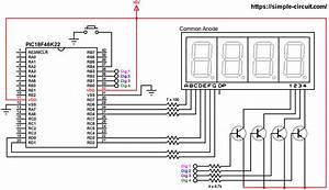 Interfacing Pic18f46k22 With 7