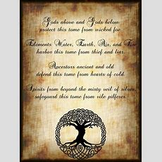Book Of Shadows #bos Book Of Shadows Blessingprotection Page  Pinned By The Mystic's