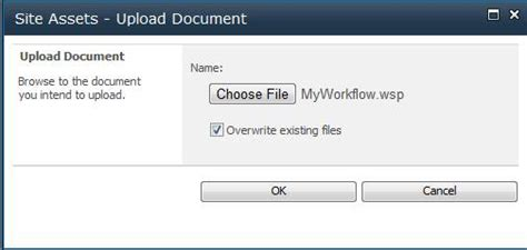 Opening A Wsp File In Visual Studio