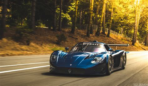 it Cars — Maserati MC12 Corsa Image by Ted Ziemba