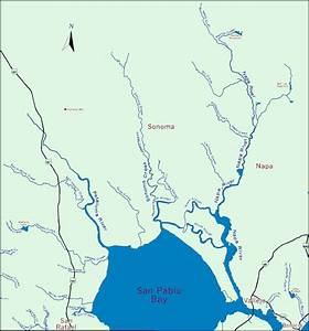 North San Pablo Bay Watershed Finder