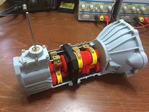 Mechanical Engineer 3d Prints A Working 5
