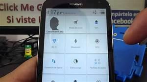 Como Rotar La Pantalla De Tu Android Huawei Ascend G610