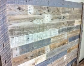 Barn Wood Headboards for Queen Beds