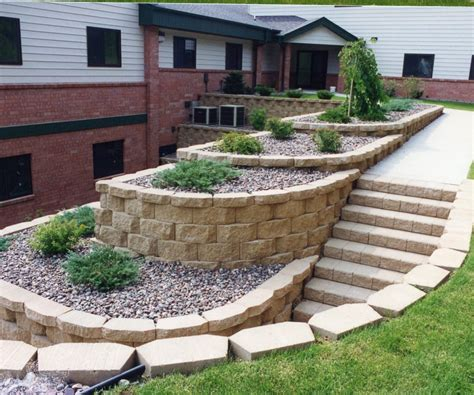 Retaining Wall Ideas In Deluxe Railing At With Any Be