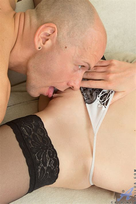 lovely milf catrine plowed from behind milf fox