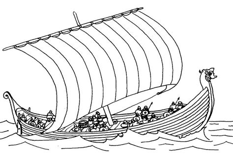 jeux gratuit cuisine fille coloriage bateau de pirate drakar sur jeudefille com