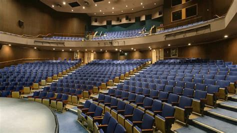 floor plan queen elizabeth theatre vancouver youtube