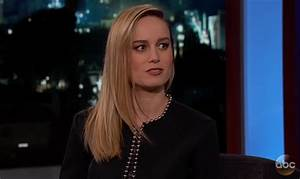 Kong Skull Island - Brie Larson reveals VERY awkward on ...