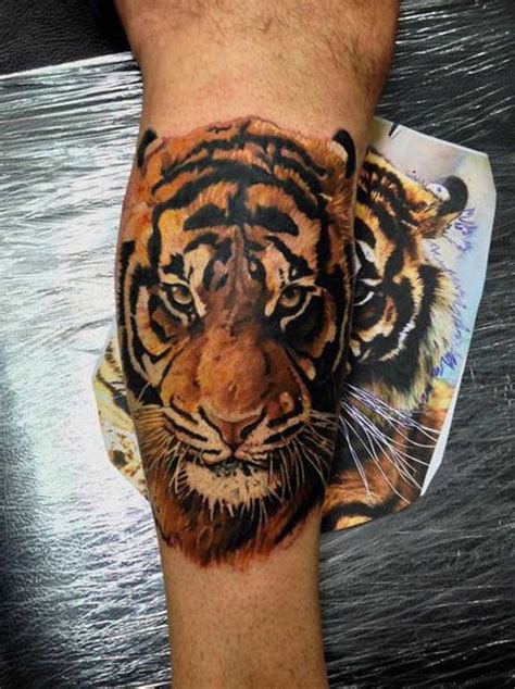 140+ Best Tiger Tattoos Designs For Men & Women
