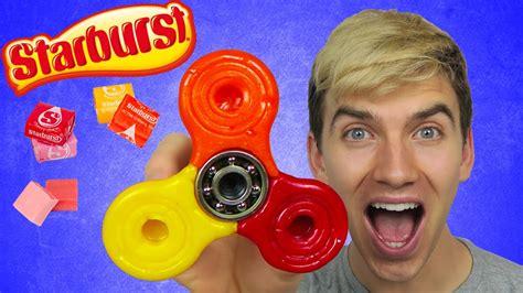 starburst fidget spinner candy mod youtube