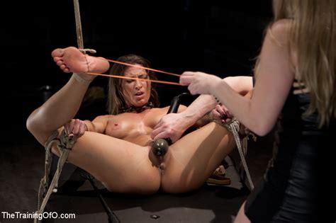 Lesbian Slave Training Ariel X Featured Trainer Aiden