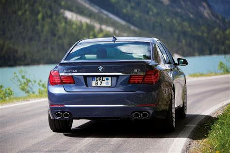 Bmw Reveals Alpina B7 Upgrades For 2013