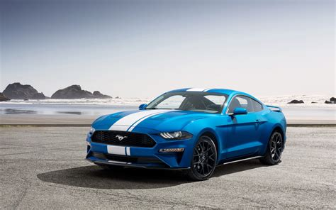 ford mustang ecoboost performance pack  wallpapers