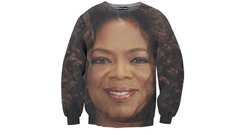 oprah sweater is that oprah on your jumper beloved shirts feature