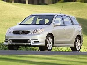 2003 Toyota Matrix Models  Trims  Information  And Details