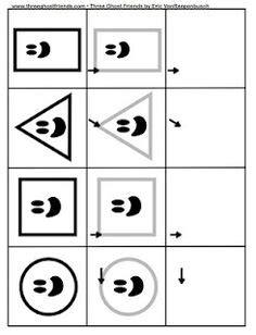 shapes images preschool math shapes teaching