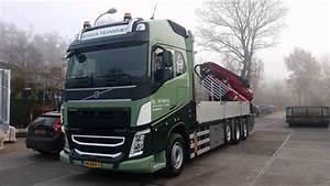 New Volvo Fh 460 Pk 8x2v Tridem Bosman Transport Gaanderen