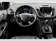 Ford presenta en Argentina el Kuga 20 Ecoboost Titanium