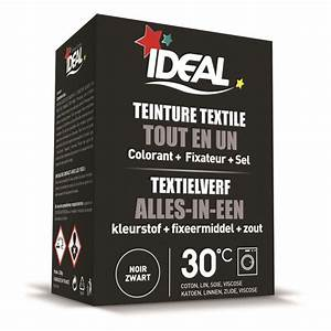 Teinture Ideal Tout En Un : teinture textile en poudre tout en un ideal noir extra ~ Dailycaller-alerts.com Idées de Décoration