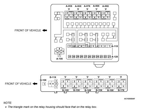 03 Eclipse Fuse Box Diagram by 2004 Outlander The Cigaratete Lighter Dc Does Not