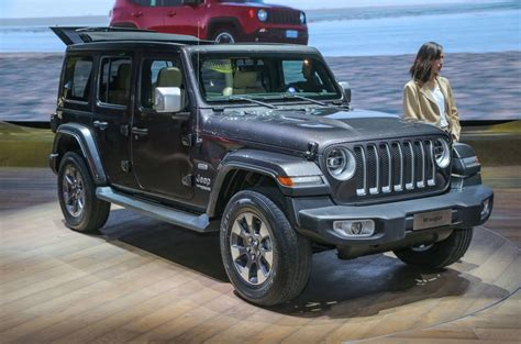 2019 Jeep Wrangler Arrives In Autumn With 2.2-litre Diesel