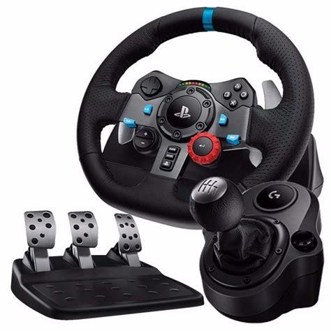 volante logitech combo volante logitech g29 driving ps3 ps4