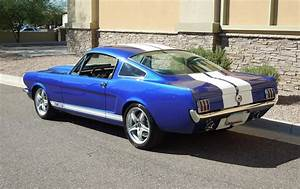 1965 FORD MUSTANG CUSTOM FASTBACK - 138150